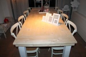 Goedkope steigerhouten tafels